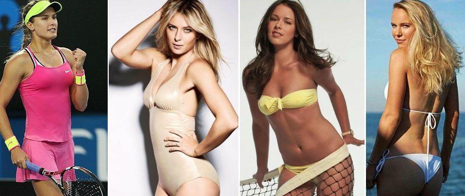 Tennis Women top 16